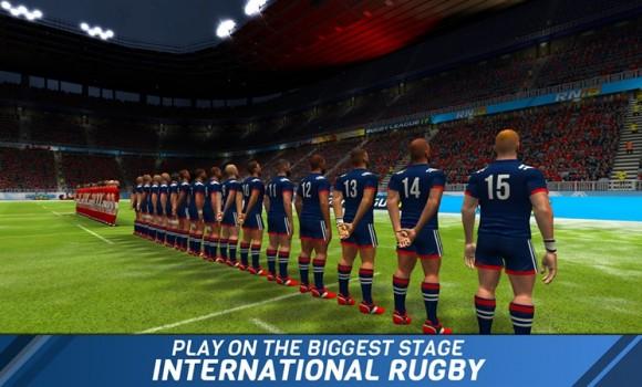Rugby Nations 18 Ekran Görüntüleri - 1