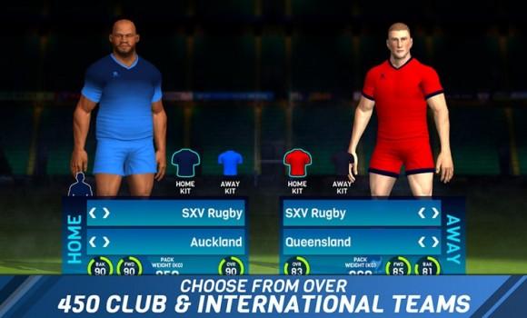 Rugby Nations 18 Ekran Görüntüleri - 2