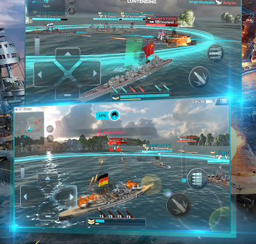 Warship Fury Ekran Görüntüleri - 2