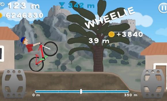 Wheelie Bike Ekran Görüntüleri - 3