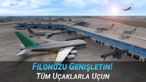 AIRLINE COMMANDER Ekran Görüntüleri - 2