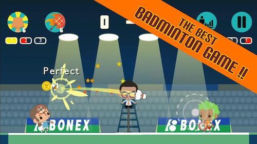 Badminton Stars Ekran Görüntüleri - 1