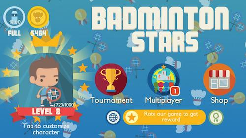 Badminton Stars Ekran Görüntüleri - 6