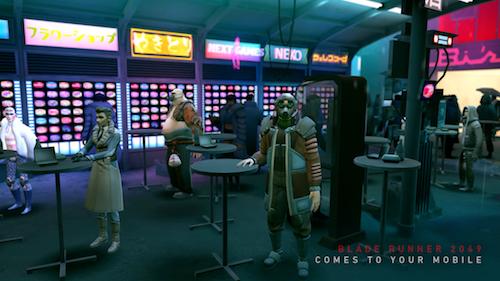 Blade Runner 2049 Ekran Görüntüleri - 5
