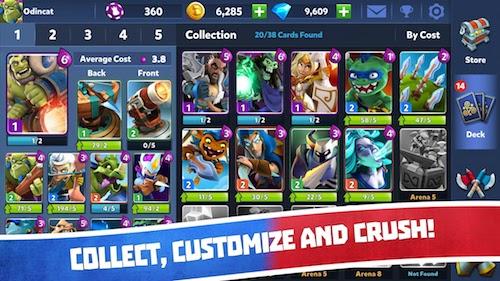 Castle Creeps Battle Ekran Görüntüleri - 3