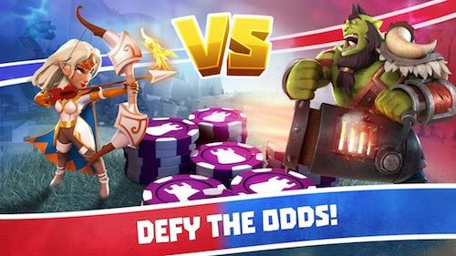 Castle Creeps Battle Ekran Görüntüleri - 4