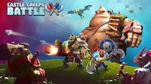 Castle Creeps Battle Ekran Görüntüleri - 6
