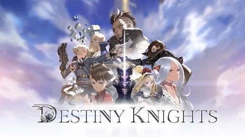 Destiny Knights Ekran Görüntüleri - 1