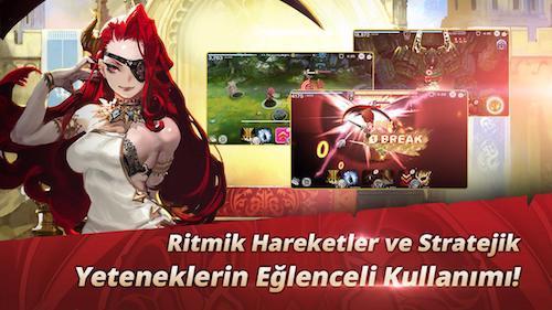 Destiny Knights Ekran Görüntüleri - 3