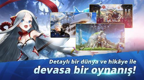 Destiny Knights Ekran Görüntüleri - 4