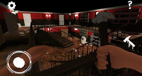 Entity: A Horror Escape Ekran Görüntüleri - 1