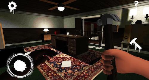 Entity: A Horror Escape Ekran Görüntüleri - 2