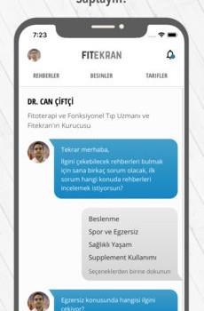Fitekran Ekran Görüntüleri - 3