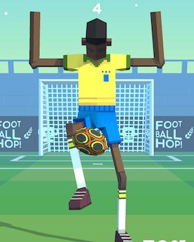 FootBallHop! Ekran Görüntüleri - 4