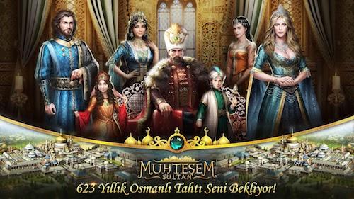 Muhteşem Sultan ( Game of Sultan ) Oyunu