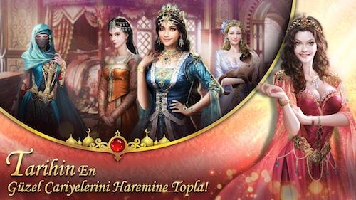 Game of Sultans Ekran Görüntüleri - 2