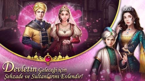 Game of Sultans Ekran Görüntüleri - 3