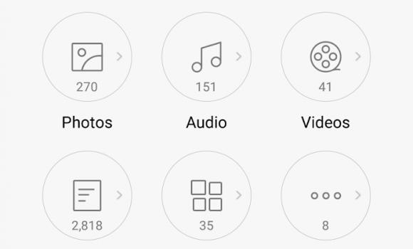 Huawei Backup Ekran Görüntüleri - 2