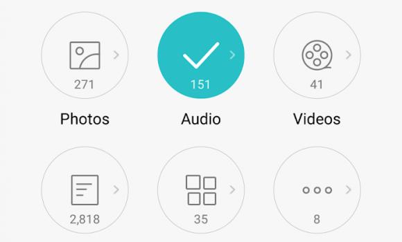Huawei Backup Ekran Görüntüleri - 3