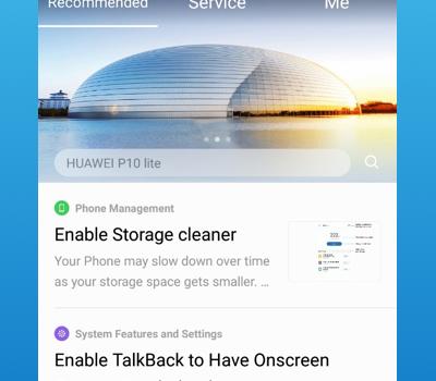 Huawei HiCare Ekran Görüntüleri - 1