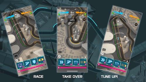 Hyperdrome - Tactical Battle Racing Ekran Görüntüleri - 2