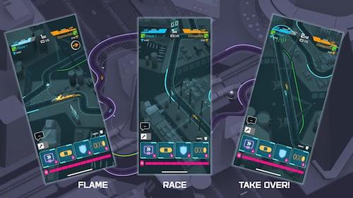 Hyperdrome - Tactical Battle Racing Ekran Görüntüleri - 3