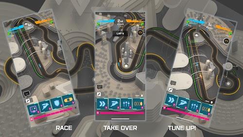 Hyperdrome - Tactical Battle Racing Ekran Görüntüleri - 4