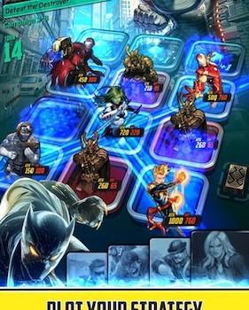 MARVEL Battle Lines Ekran Görüntüleri - 3