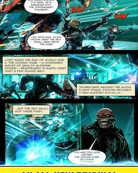 MARVEL Battle Lines Ekran Görüntüleri - 4