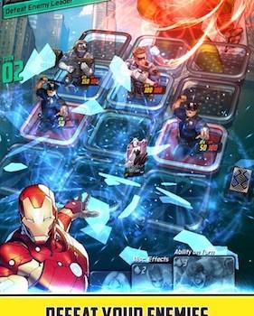 MARVEL Battle Lines Ekran Görüntüleri - 5