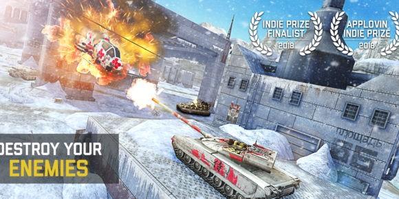 Massive Warfare: Aftermath Ekran Görüntüleri - 1