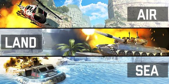 Massive Warfare: Aftermath Ekran Görüntüleri - 2