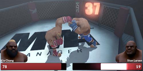 MMA Manager Ekran Görüntüleri - 1