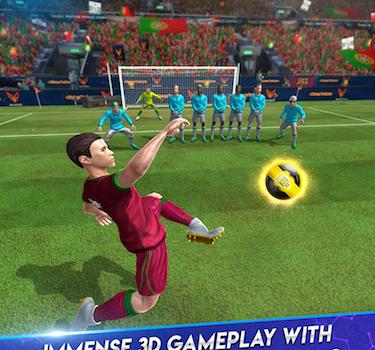 Ronaldo: Football Rivals Ekran Görüntüleri - 6