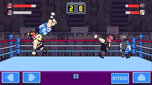 Rowdy Wrestling Ekran Görüntüleri - 2