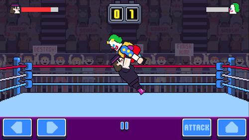 Rowdy Wrestling Ekran Görüntüleri - 3