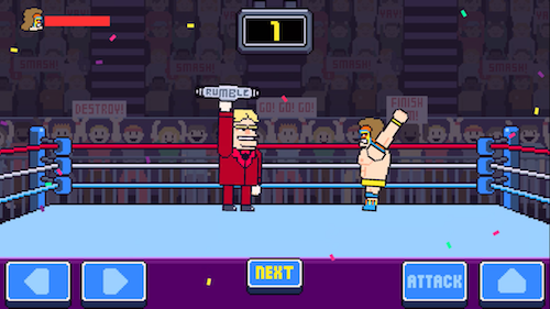 Rowdy Wrestling Ekran Görüntüleri - 4