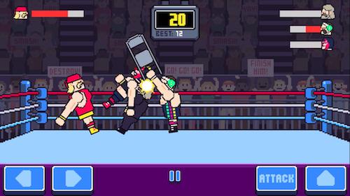 Rowdy Wrestling Ekran Görüntüleri - 5