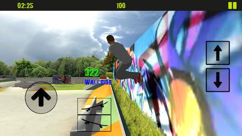 Skateboard FE3D 2 Ekran Görüntüleri - 1