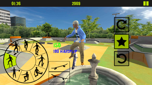 Skateboard FE3D 2 Ekran Görüntüleri - 3