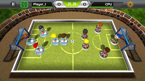 Soccer World Cap Ekran Görüntüleri - 1