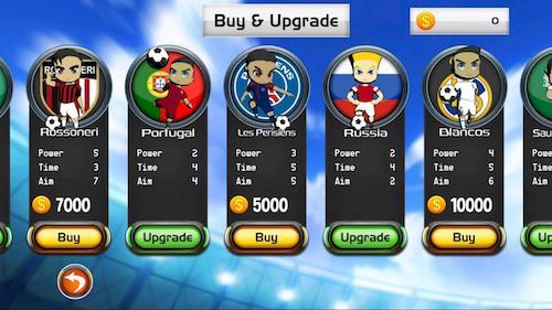 Soccer World Cap Ekran Görüntüleri - 3