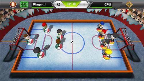 Soccer World Cap Ekran Görüntüleri - 4