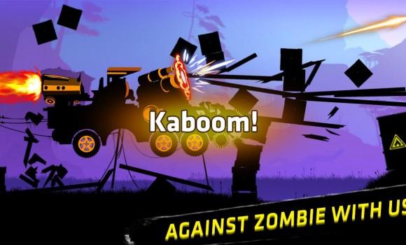 Stickman Racer: Survival Zombie Ekran Görüntüleri - 2