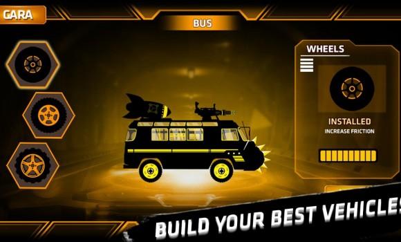 Stickman Racer: Survival Zombie Ekran Görüntüleri - 4