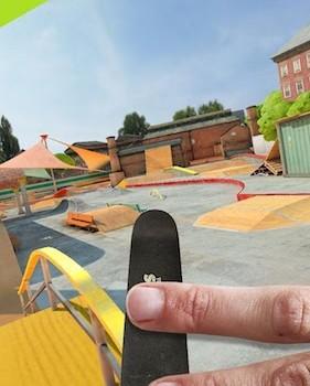 Touchgrind Skate 2 Ekran Görüntüleri - 1