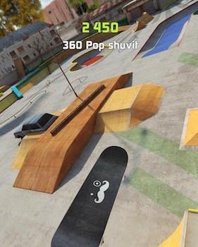 Touchgrind Skate 2 Ekran Görüntüleri - 2