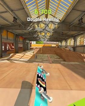 Touchgrind Skate 2 Ekran Görüntüleri - 3