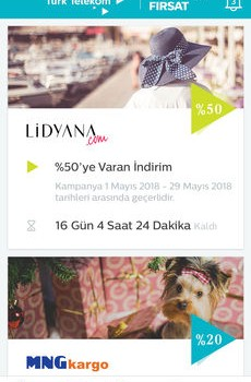 Türk Telekom Bi' Dünya Fırsat Ekran Görüntüleri - 1