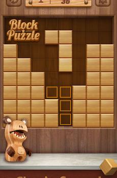 Wood Cube Puzzle Ekran Görüntüleri - 1